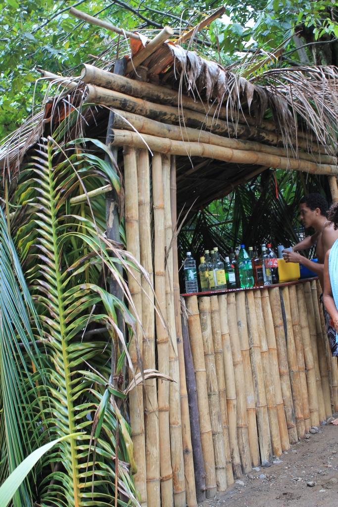 Drinks hut