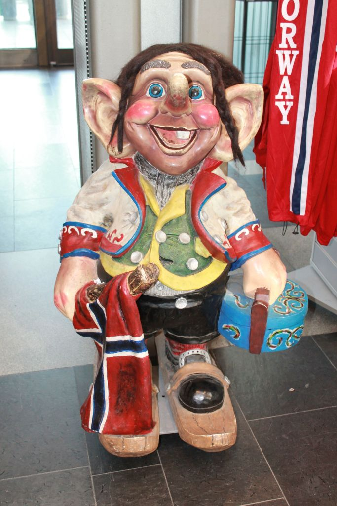 Lots of Trolls in Norway...