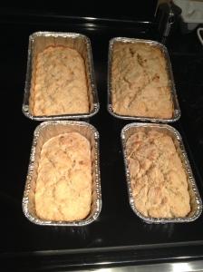 Coconut Bread/ Sweet bread